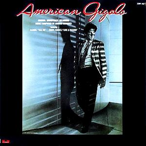 American Gigolo Soundtrack (1980)