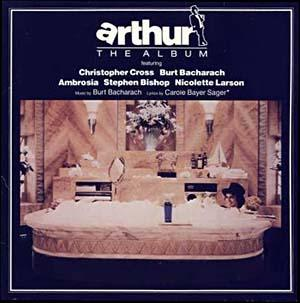 Arthur Soundtrack (1981)