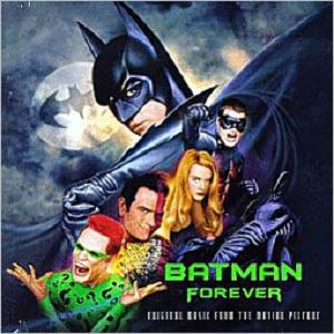 Batman Forever Soundtrack (1994)