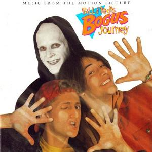 Bill & Ted's Bogus Journey Soundtrack (1991)