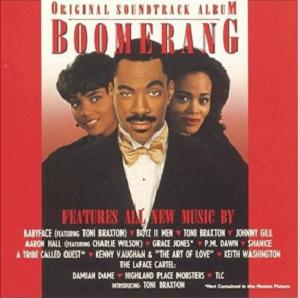 Boomerang Soundtrack (1992)