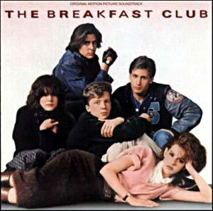 The Breakfast Club Soundtrack (1985)