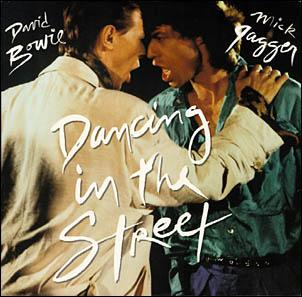 Dancing In The Street (Single) (1985)