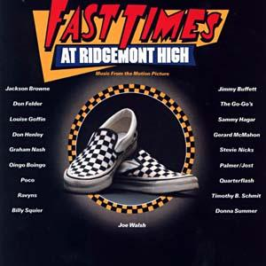 Fast Times At Ridgemont High Soundtrack (1982)