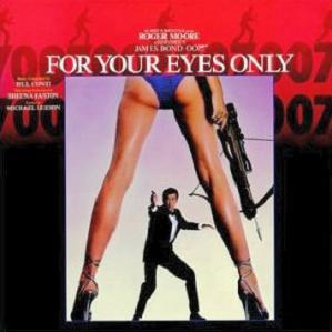 For Your Eyes Only Soundtrack (1981)