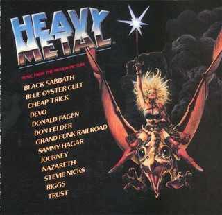 Heavy Metal Soundtrack (1981)