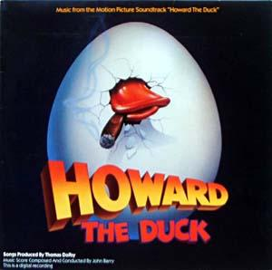 Howard The Duck Soundtrack (1986)