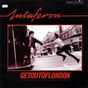 Get Out of London (Single) (1983)