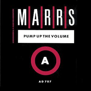 Pump Up the Volume (Single) (1987)