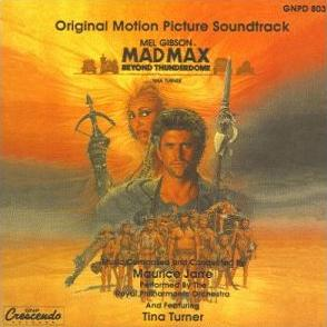 Mad Max: Beyond Thunderdome Soundtrack (1985)