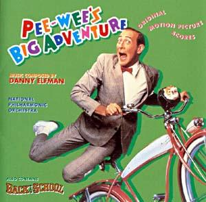 Pee Wee's Big Adventure Soundtrack (1985)