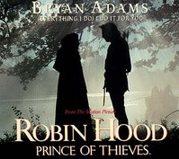 Robin Hood: Prince of Thieves Soundtrack (1991)