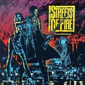 Streets of Fire Soundtrack (1984)