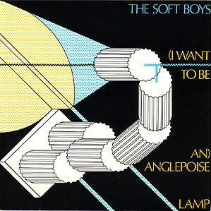 (I Want To Be An) Anglepoise Lamp (Single) (1978)