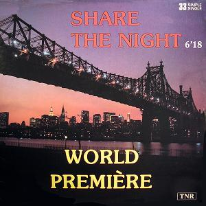 Share the Night (Single) (1983)